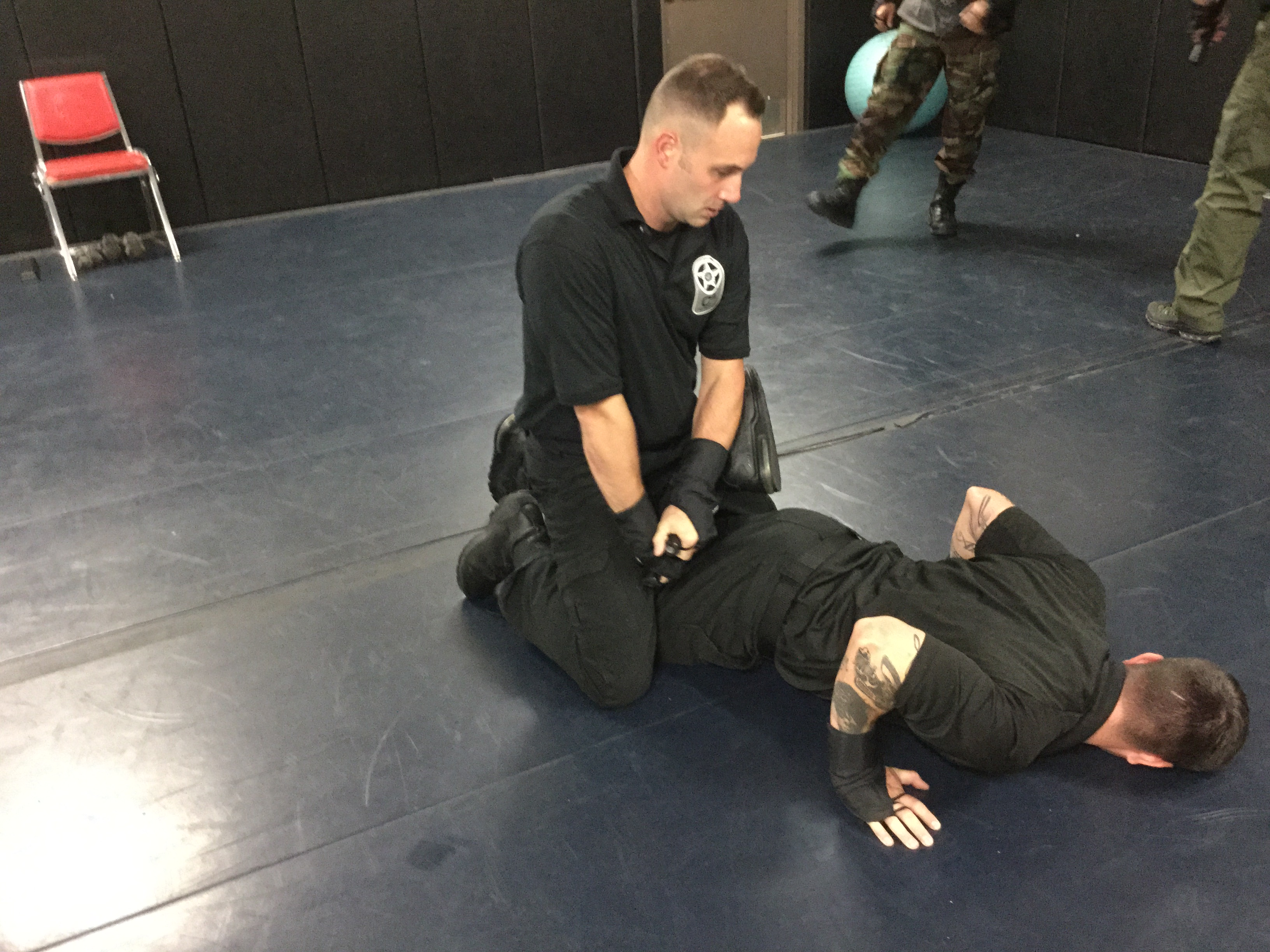OPN instructor course training.