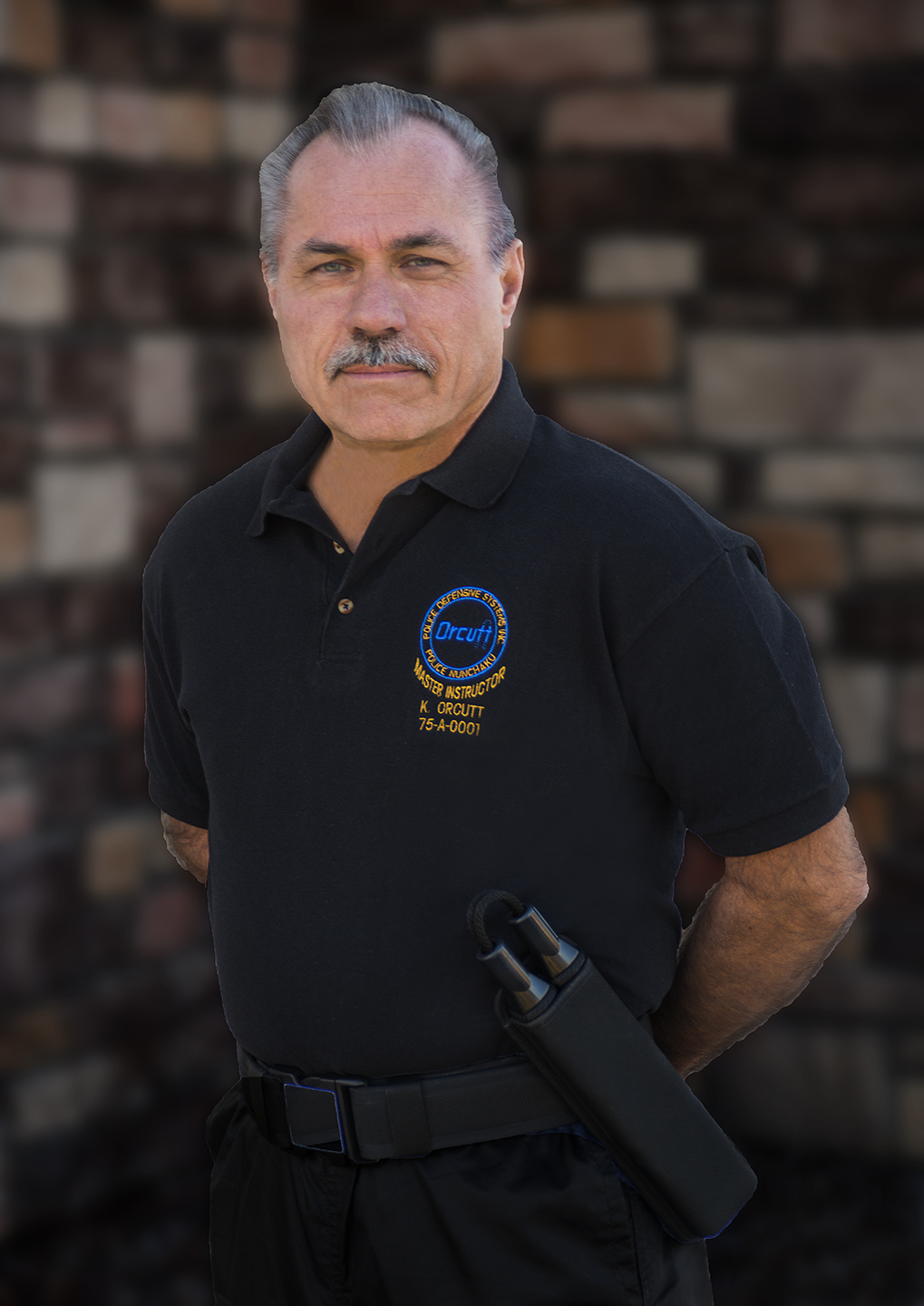 Sergeant Kevin Orcutt (Ret.), Master Instructor