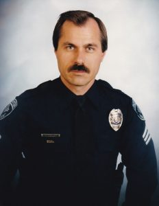 Sergeant Kevin Orcutt