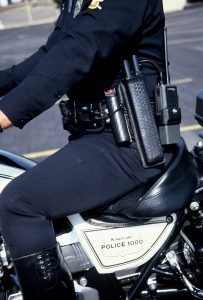 Motorcycle Officer.