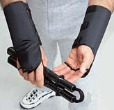 OPN Nunchaku and Wrist Protectors