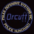 Embroidered Orcutt Logo
