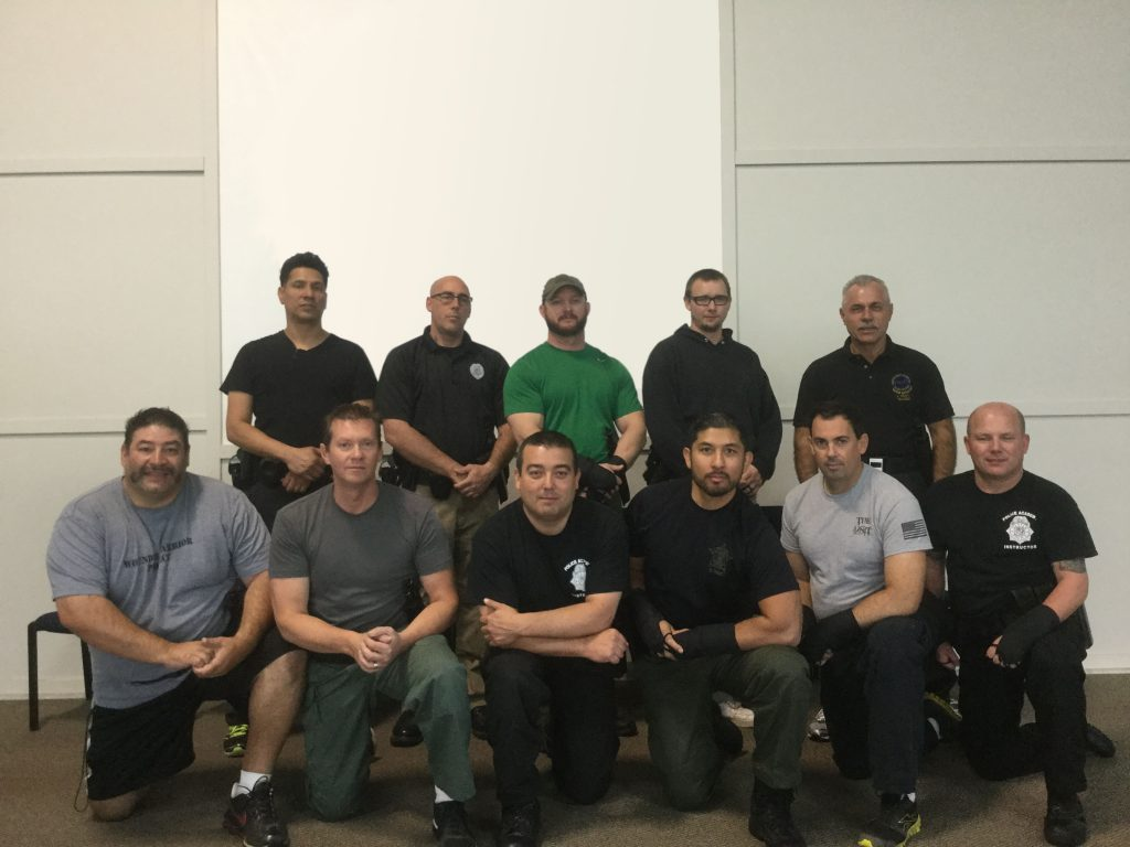 Denver P.D., CO October 2016 class photo.